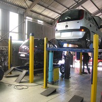 Automobile Servicing Centre/ Garage